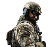 Blackbeard Portrait