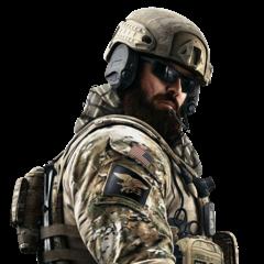 Blackbeard (In-game artwork)