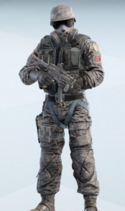 Mute Gravel Blast Uniform