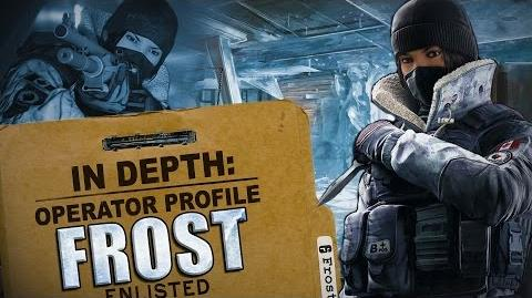 Rainbow Six Siege - In Depth Operator Profile FROST