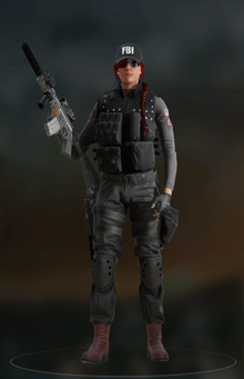 Ash - R4-C (Blood Orchid)