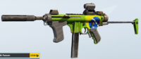 Brasil M12 Skin