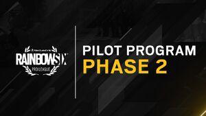 Pilot Program Phase 2
