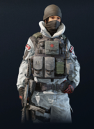 R6 Frost 9mm C1