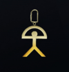 Gold Indalo Charm