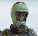 Finka Chemical Threat Headgear