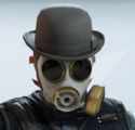Thatcher Bowler Headgear