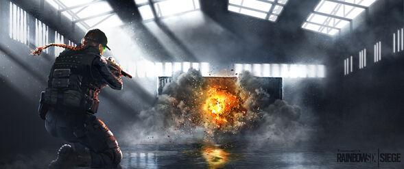 Ash Concept - Trailer (Shot 2)