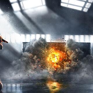 Ash's trailer concept art