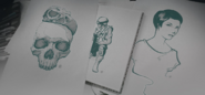 Ela Sketches