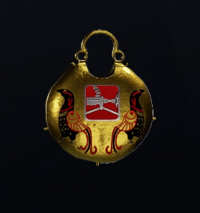 The Lord's Artifact Charm