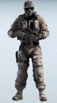 MTP Alpine Mute Uniform