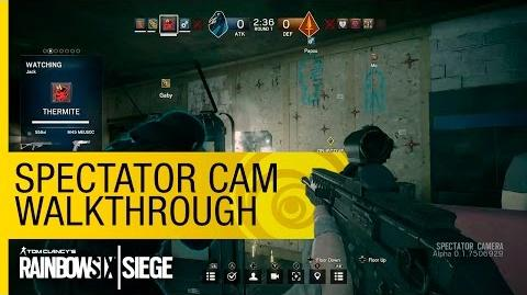Spectator Camera