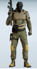 Vigil East United Uniform