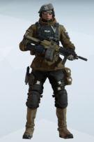 Zofia Default Uniform