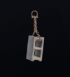 Breeze Block Charm