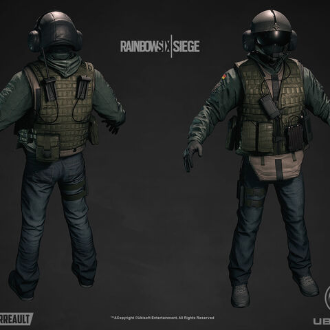 Jäger (In-game)