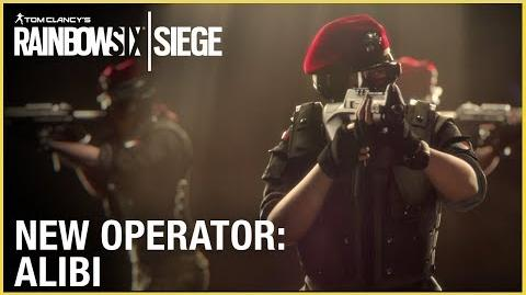 Rainbow Six Siege Operation Para Bellum - Alibi Trailer Ubisoft NA