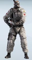 Sledge MTP Alpine Uniform