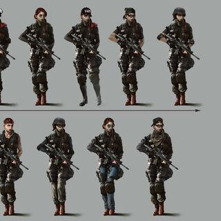Ash's alternative designs