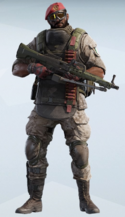 Maestro Concrete Jungle Uniform