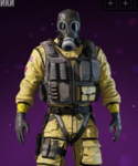 Smoke Decon Uniform