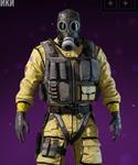 Smoke Decon Uniform