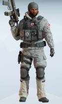 Buck Default Uniform