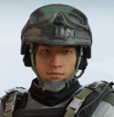 Lesion Urban Charcoal Headgear