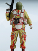 Tachanka Lion Dance Uniform