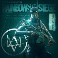 Ash Set - Watch Dogs