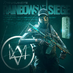 Ash in the <i>Watch_Dogs</i> Set