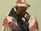 Desert Suit Rogue Spear