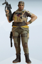 Gridlock Default Uniform