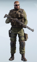 Pulse Paramilitary Uniform