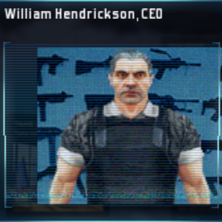 William Hendrickson