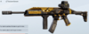 Mission Blacksmith Scorpion EVO 3 A1 Skin
