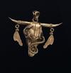 Taurus Cranium Charm