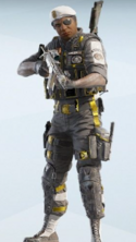 Capitao Space Age Uniform