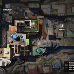 Favela - Third Floor