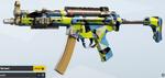 Iceman MP5 Skin
