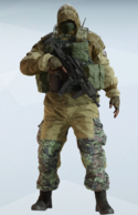 Kapkan Default Uniform