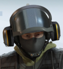 Bandit EBM Headgear