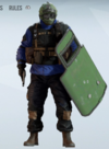 Fuze Frosty Weather Uniform