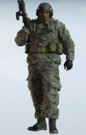 Glaz Drought Uniform