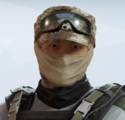Lesion Scorch Mineral Headgear