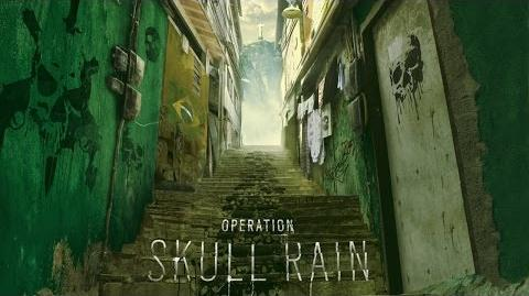 Tom Clancy's Rainbow Six Siege - Operation Skull Rain- Favela Map Revealed -EN-