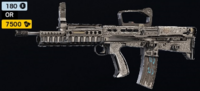 Engraved L85A2 Skin