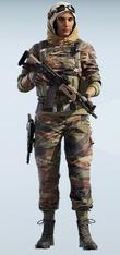 Nomad Bog Squall Uniform