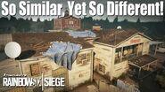 Oregon Map Rework - Rainbow Six Siege
